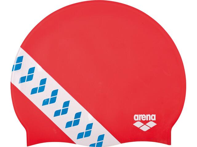 arena Team Stripe Pet, rood